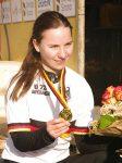 Nina Küderle ist Deutsche Meisterin