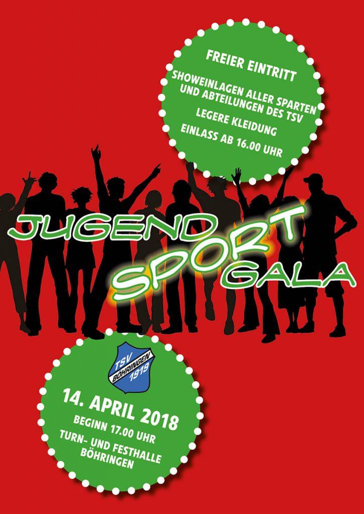 Jugendsportgala 2018