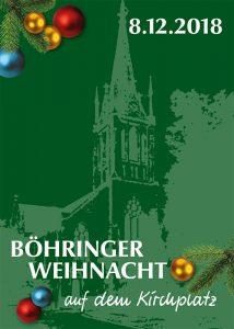 Böhringer Weihnacht 2019